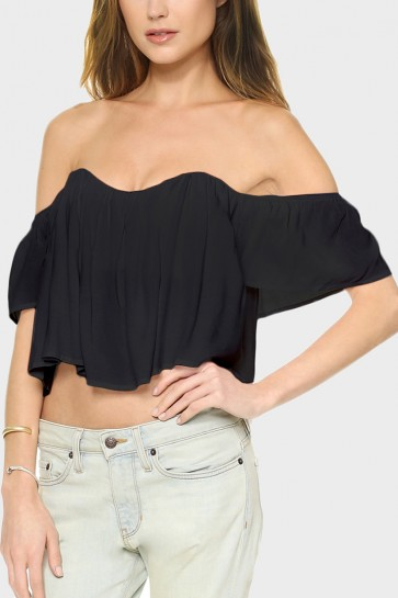 Off The Shoulder Bustier