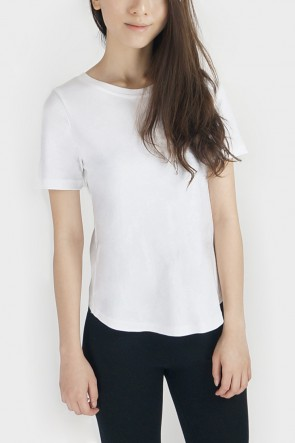 Alexi Open Back T-Shirt